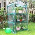 Садовый чехол из ПВХ  устойчивый к коррозии  водонепроницаемый  анти-УФ  для садоводства  теплицы  теплые инструменты
