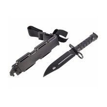 Cuchillo de plástico M9, pistola táctica de goma de entrenamiento cuchillo blando Cosplay película y proyectos de Tv y cuchillo de modelo decorativo