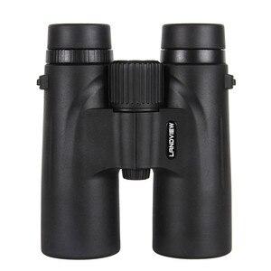 Landview бинокль 10х42 Профессиональный туристический военный HD телескоп высокой мощности охотничий уличный низкий светильник ночного видения