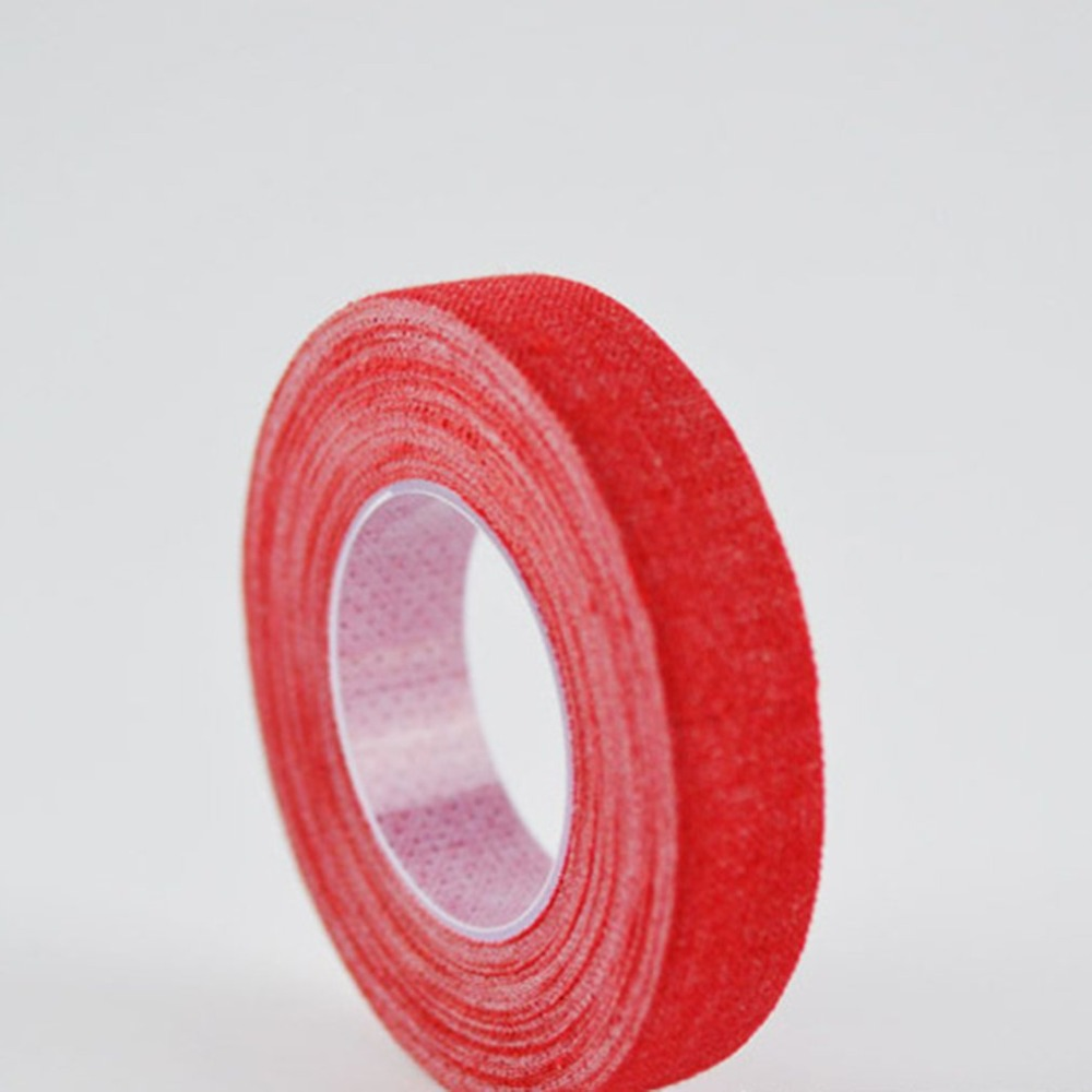 3 Color Special Zither Tape Cotton Self Adhesive Finger Tape Nail Use Finger Picks Breathable Non-allergic Stickers