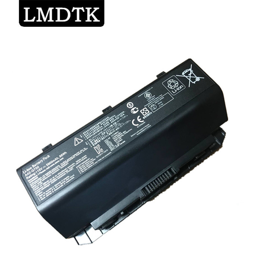 LMDTK New Laptop Battery FOR ASUS ROG G750 Series G750J G750JH G750JM G750JS G750JW G750JX G750JZ CFX70 CFX70J