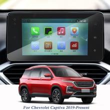 Auto Styling Voor Chevrolet Captiva 2019 Present Gps Navigatie Screen Film Dashboard Display Film Interieur Sticker Accessoires