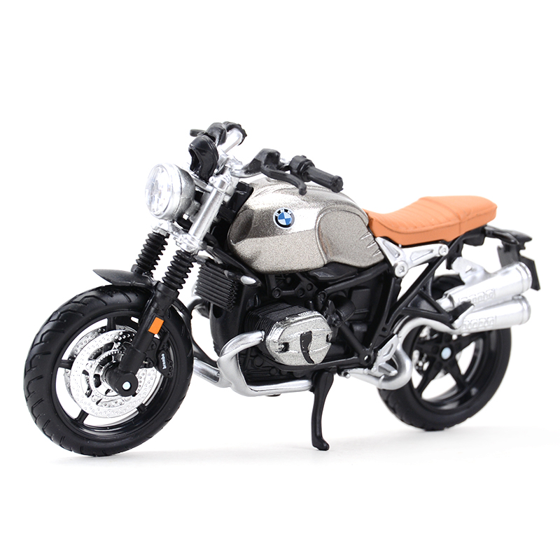 Maisto 1:18 BMW- R NineT Scermber Static Die Cast Vehicles Collectible Hobbies Motorcycle Model Toys