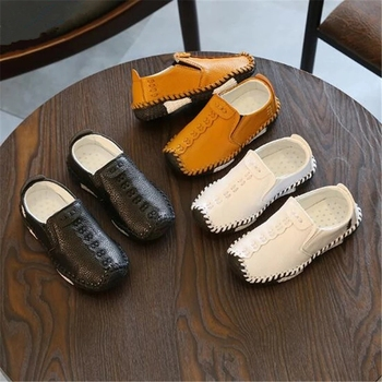Boys' Comfortable Casual Flat-Shoes