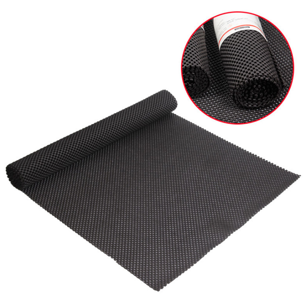 New 150cm*50cm Soft PVC Car Anti Slip Mat Free Cutting DIY Dashboard Trunk Mats Multipurpose Non-slip Pad