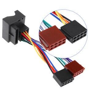 Image 3 - Arnés de cableado de Radio estéreo para coche, adaptador de Cable para Ford Galaxy Mondeo Fiesta, Etc., novedad de 2019