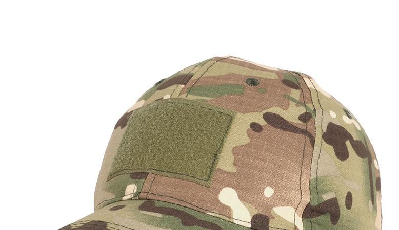 17 Colors Camo Men's gorras Baseball Cap Male Bone Masculino Dad Hat Trucker New Tactical Men's Cap Camouflage Snapback Hat 2020 33