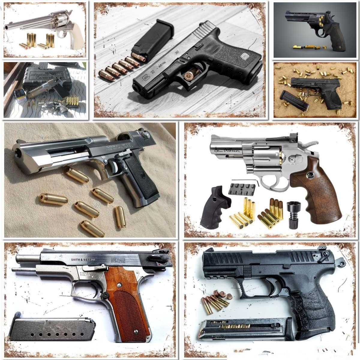 Металлическая вывеска для пистолета, декоративная табличка для бара, паба, клуба, настенный Декор для дома, железная картина, украшение для ...