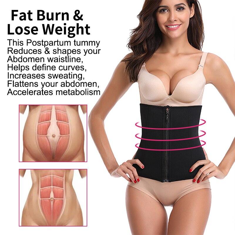 Fat Burner Waist Trainer