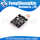 KY-018 KY018 3pin Optical Sensitive Resistance Light Detection Photosensitive Sensor Module for arduino DIY Kit
