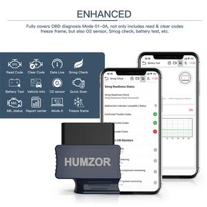 HUMZOR NexzScan OBD2 Scanner C