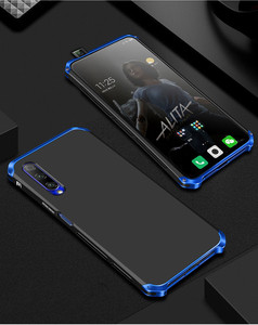 Image 5 - Luxury Shockproof Armor Metal Case Case for Huawei Honor 9X 9X PRO Rubber Full Protective Back Coque for Huawei honor 9x 9x pro