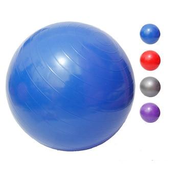 ITSTYLE Sports Yoga Balls Bola Pilates Fitness Gym Balance Fitball Exercise Pilates Workout Massage Ball 45cm 55cm 65cm 75cm