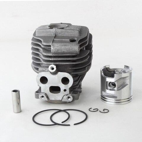 Cortador de Potência Kits de Pistão do Cilindro de 51mm para Husvarna Parceiro 581476103 581476102 520757304 520757303 K750 K760 K770 pn