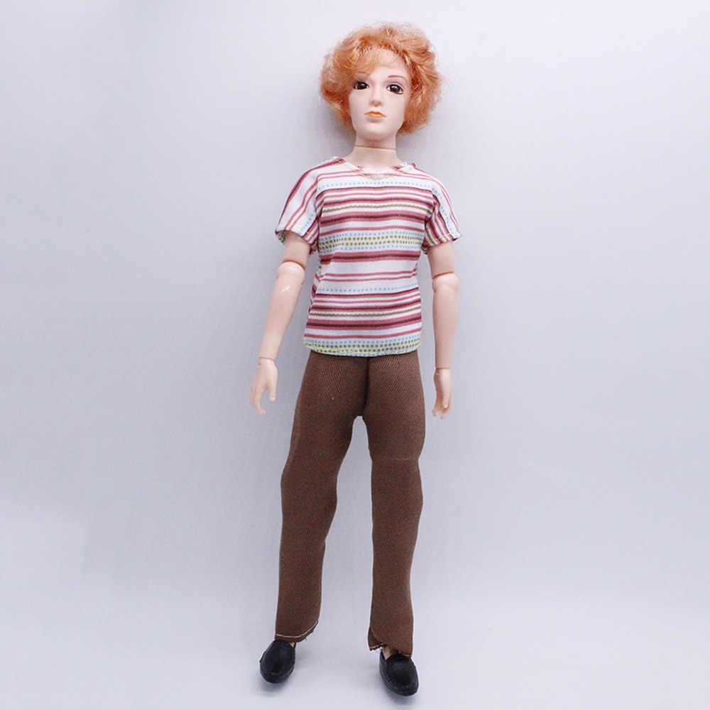 30 см BJD кукла Кен 14 шарнир Кукла игрушка для детей Макияж DIY голый ребенок кукла девочка подарки на день рождения Коллекционная модель игрушки