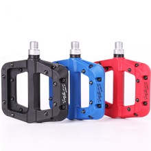 цена на Bike Pedals Lightweight Universal Platform Pedals Non-Slip Sealed Cycling Pedals for BMX Mountain Bikes Road Bicycle Fixed Gear