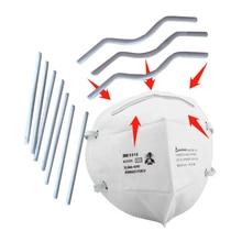 90mm-Masks Face-Accessories Making Aluminum Strip for DIY Crafts Nose-Bridge 50/100/200pcs
