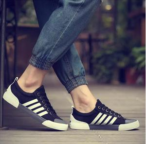 Image 3 - GRAM EPOS 2019 Unisex Canvas Shoes Men Casual Shoes Male Wear resistant Comfortable Round Toe Lace up sneakers zapatillas mujer