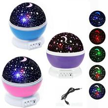 Projector-Battery Birthday-Toys Star-Lamp Luminous-Toys for Child Led-Night-Light Romantic