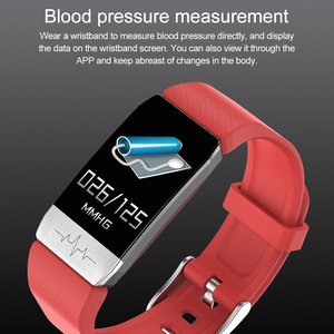 Image 3 - Multi sport Smart Watch Thermometer Temperature Measurement ECG Health Monitor Wristband Waterproof Music Control Smart Bracelet