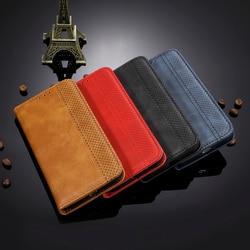 На Алиэкспресс купить чехол для смартфона luxury leather wallet case with kickstand & credit slots for asus rog phone ii/rog phone 2 zs660kl
