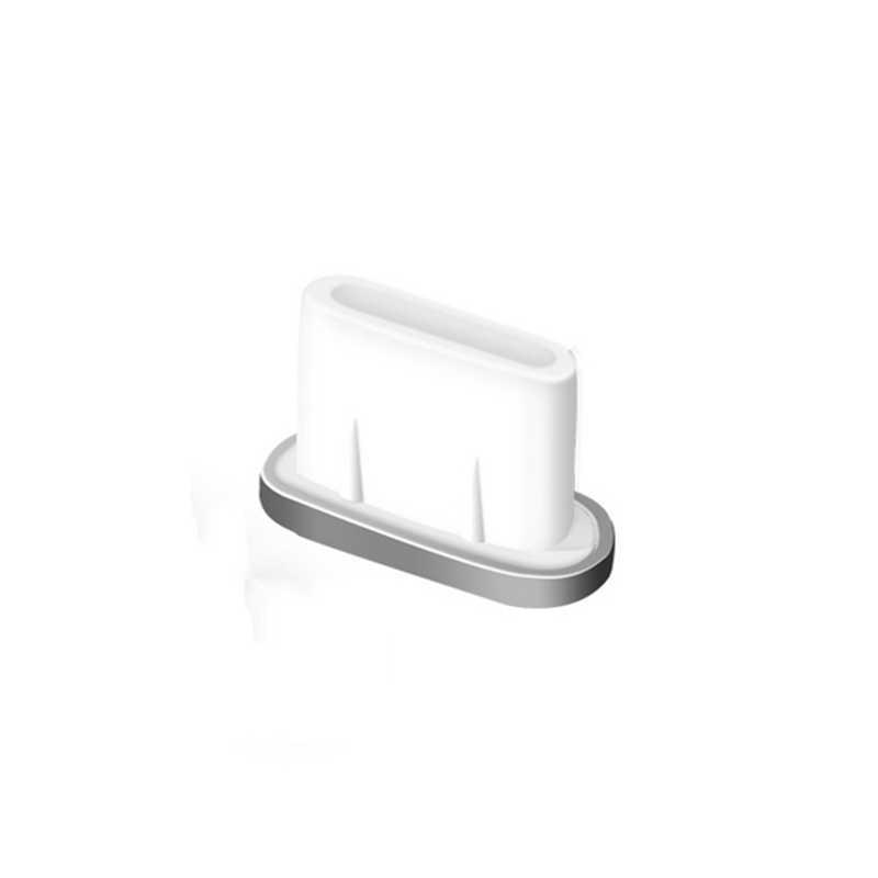نوع c الغبار التوصيل سبائك الألومنيوم نوع c USB-C الهاتف المحمول شاحن جاك ساعة توقيت ل شاومي Mi5 Mi6 هواوي P9 P10 ماك بوك