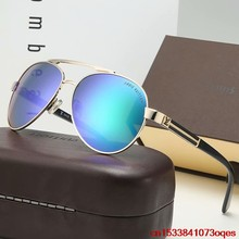Retro Original Brand Designer classic Sunglasses UV Protection For Men/Women prescription Sun Glasses L2020 Louis Vuitton LV-(China)