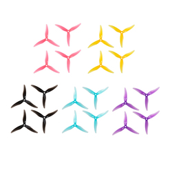 GEMFAN Hurricane 51477 3-Blade 5.1inch FPV Racing Propeller for RC 5inch 4S 6S FPV Racing Freestyle Drones Nazgu5