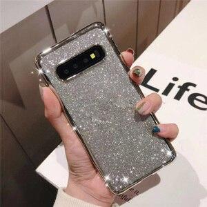 Новые роскошные стразы чехол для iPhone XS Max X XR 10 6 S 6 S 8 7 Plus 6Plus 7 Plus 8Plus сотовый телефон Мягкая силиконовая задняя крышка Coque