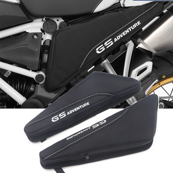 Motorcycle Repair Tool Placement Bag Frame Triple-cornered Package Toolbox for BMW R1200GS ADV LC R1250GS F750GS F850GS R1200R R