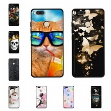For Xiaomi Mi A1 5X Case Ultra Thin Soft TPU Leather Cover Animal Patterned Bumper Capa
