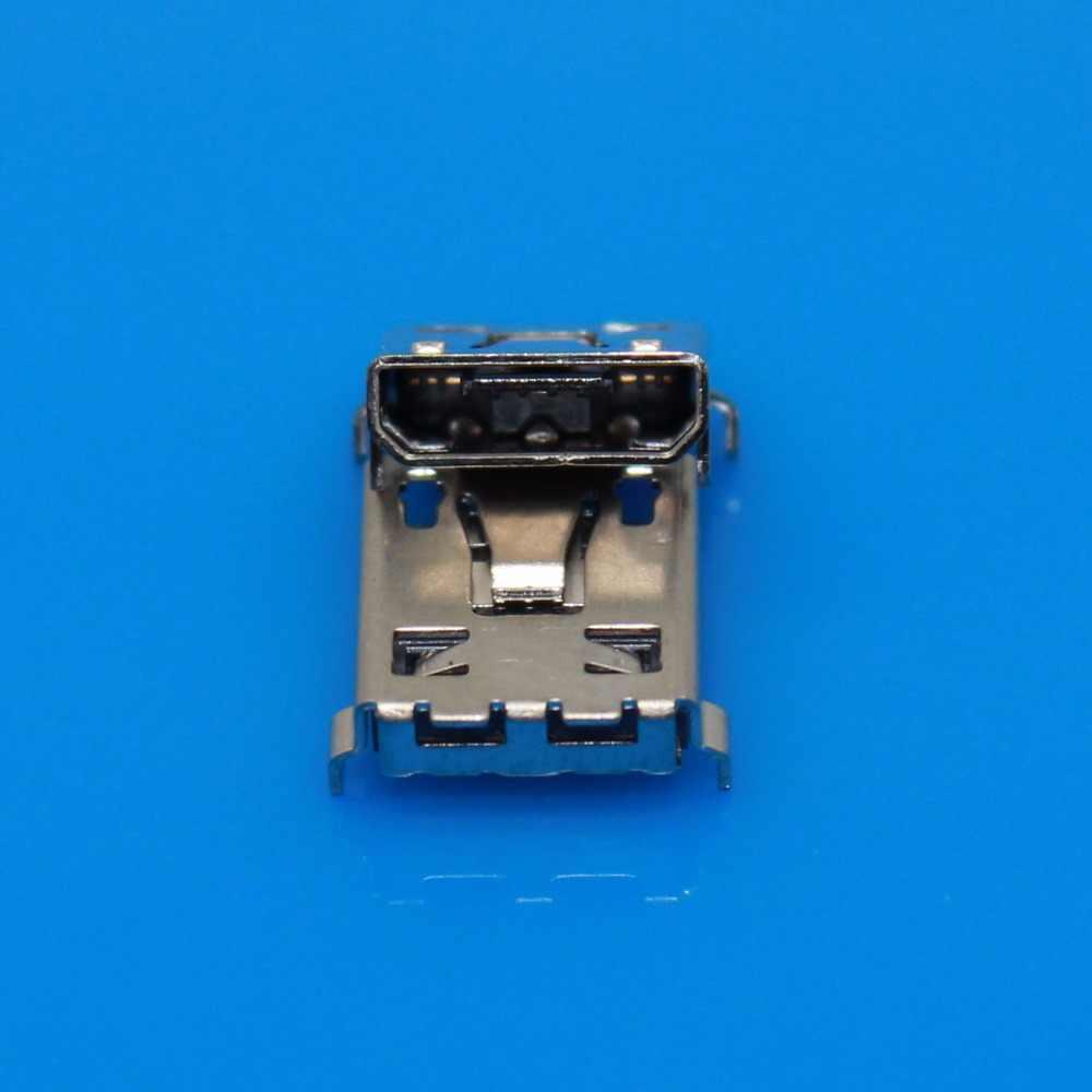 JCD 1 шт./партия для LG G2 D800 D801 D802 LS980 VS980 D618 MINI micro usb зарядка разъем док станция Разъем