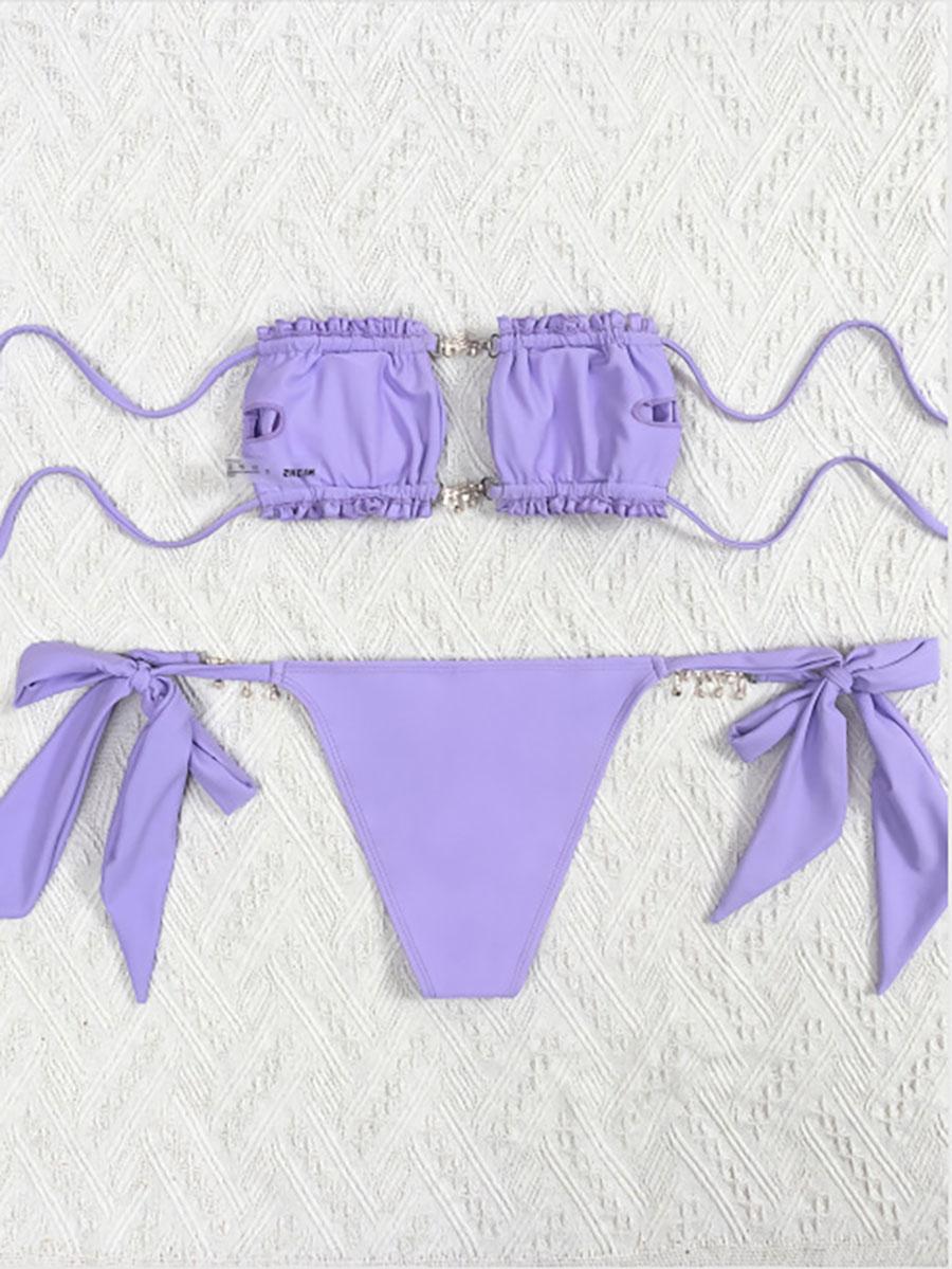 Maillot De Bain Bikini stylé
