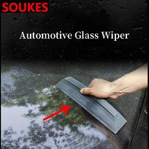Image 3 - רכב אחורי מול שמשה קדמית לשטוף מברשת מנקה עבור פיג ו 206 307 407 308 208 3008 טויוטה קורולה יאריס Rav4 Avensis מיני קופר