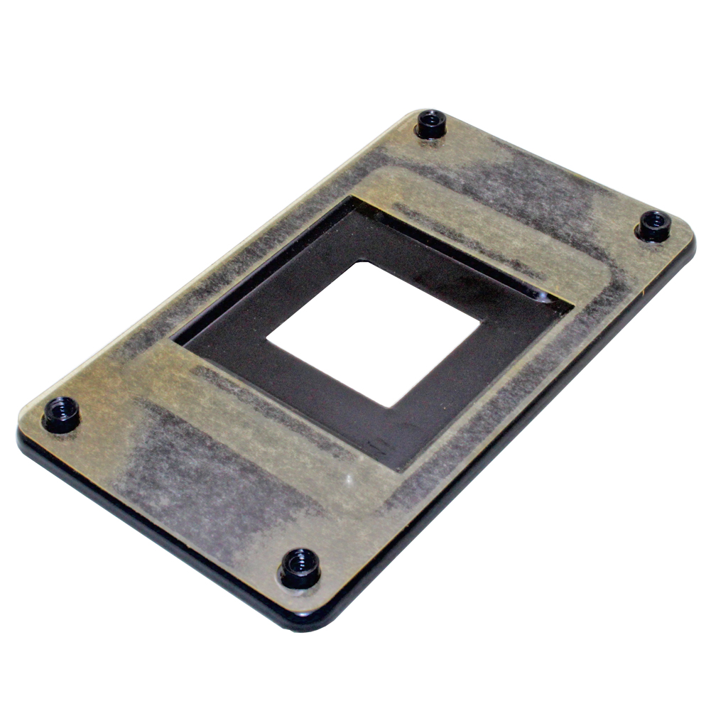 CPU Cooler Metal Backplate Bracket Motherboard Back Plate For AMD AM2/AM2+/AM3/AM3+/FM1/FM2/FM2+/940 Install The Fastening