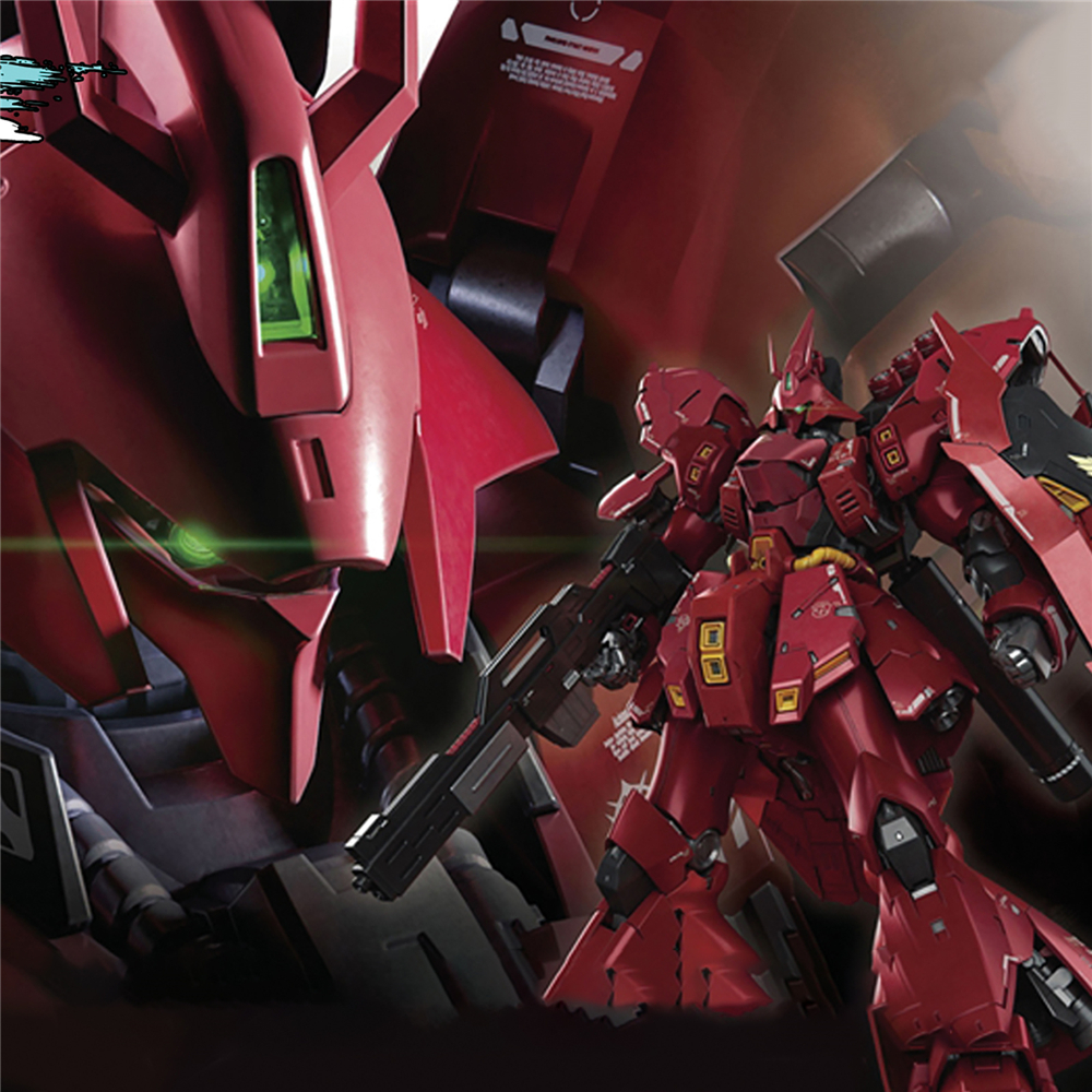 Detalle de Metal partes para Bandai RG 1/144 MSN 04 Sazabi Gundam modelo Kits conjunto de accesorios Correas de reloj Retro de cuero genuino para hombre y mujer, 18mm, 20mm, 22mm, 24mm, accesorios para Hebilla de Metal KZSD05