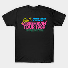 Righteous Gemstones Misbehavin Tour T-Shirt Inspired by HBO Danny McBride Show T-Shirt Righteous Gemstones t shirt danny(China)