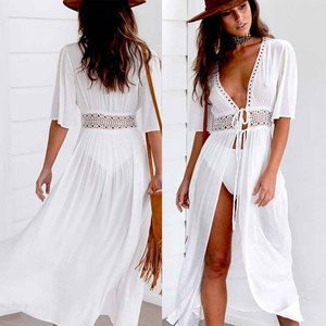 Women Casual Beach Cover Up Dr