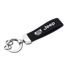Car Keyrings Jk-Accessories Wrangler Renegade JEEP Car-Logo Metal Grand-Cherokee 1PCS