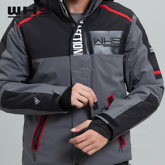 Men's Snow Jacket 2