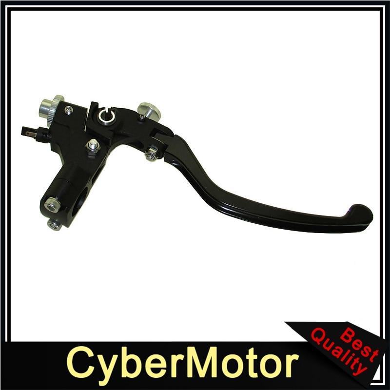 "7//8/"" Brake Lever Perch CRF XR 70 Pit Bike Coolster SDG Roketa SSR Lifan 50 70 90"