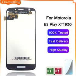 LCD Display For Motorola MOTO E5 play Touch Screen Digitizer Assembly LCD Replacement For Moto E5 Play XT1920 XT1921