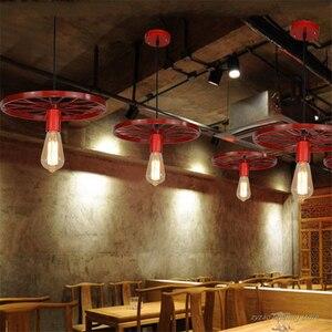 Image 3 - Подвесной светильник s в стиле ретро, промышленный, винтажный, для бара, столовой, кухни