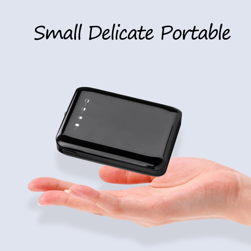 30000mah power bank lcd display digital led iluminação usb viagem portátil carregador de bateria do telefone power bank bateria externa
