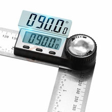 300mm acier inoxydable numérique mètre Angle inclinomètre numérique règle électronique goniomètre rapporteur Angle finder outil de mesure
