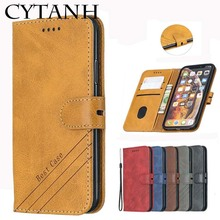 For iphone 7 Case Leather Vintage Phone Cases On iphone 8 Plus Cases Flip Wallet Case For Telefoon Hoesjes iphone 7 Plus Cover 8 cheap CYTANH CN(Origin) Flip Case For iphone 7 8 iphone 7 Plus 8 Plus Case Apple iPhones Plain Heavy Duty Protection With Card Pocket