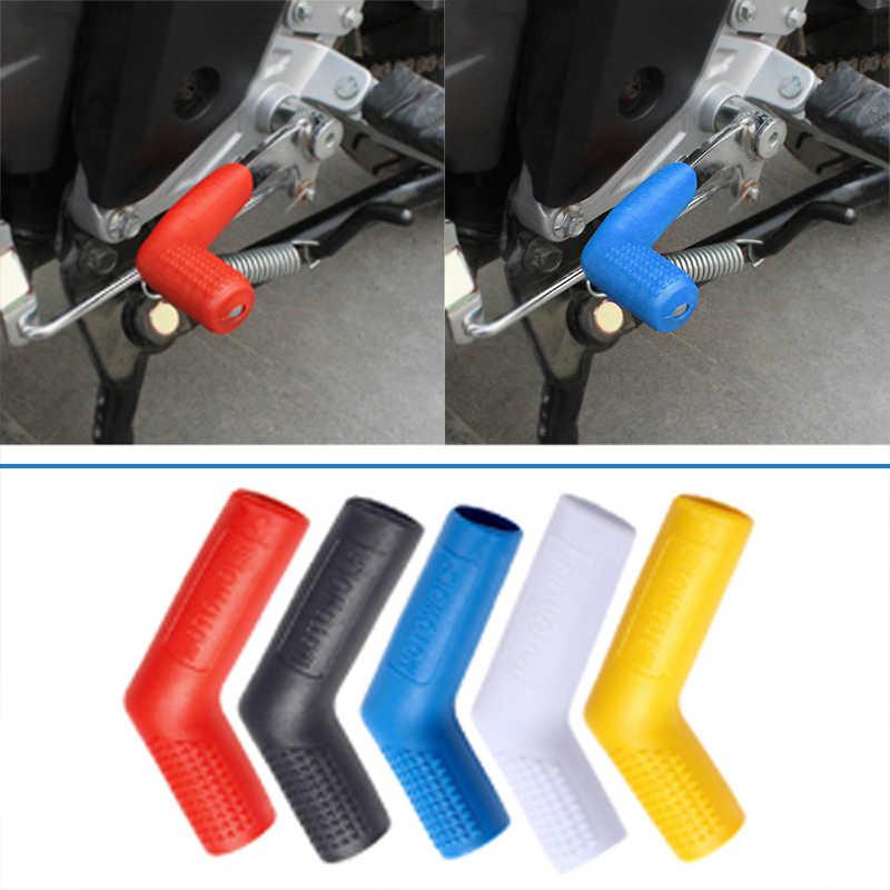 オートバイギアシフトレバーゴム靴下ブーツ靴プロテクター Ktm 125 200 250 300 450 ホンダカワサキスズキヤマハ