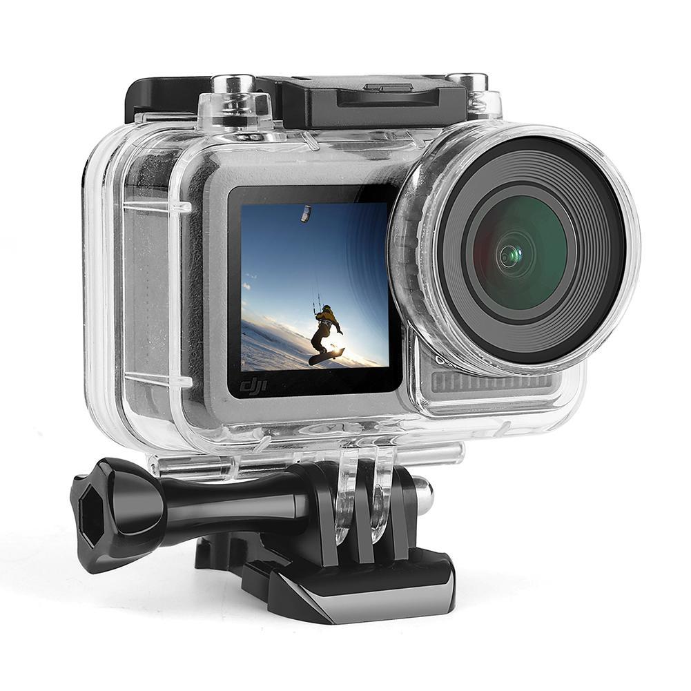 Водонепроницаемый чехол Защитный корпус аксессуары для камеры чехол для экшн камеры для DJI Osmo Action|Чехлы для экшн-камер| | АлиЭкспресс
