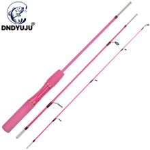 Fishing-Rods Beginners Glass-Fiber Sea-Pole Portable Children's DNDYUJU 150CM Short And