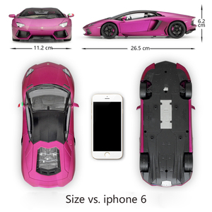 Image 2 - WELLY Diecast 1:18 High Simulator Model Car Lamborghini Aventador LP700 Metal Racing Car Alloy Toys For Kids Gifts Collection